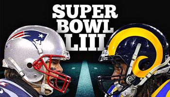 Dynastiewechsel? GOAT-Magie trifft Rammböcke mit Superhirn im Super Bowl LIII