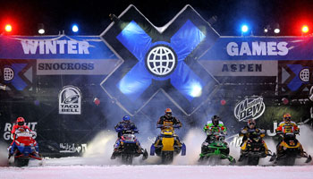 Winter X-Games: Das Olympia der Extreme