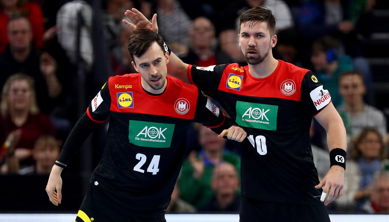 Handball WM: Für Deutschland kann das Turnier beginnen