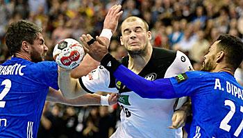 Handball-WM: Deutschland kämpft um Bronze