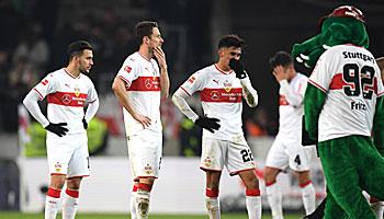 VfB Stuttgart: Historisch schlecht
