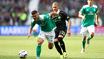 """Hannover 96 – Werder Bremen: Start in die Mission """"Klassenerhalt"""""""
