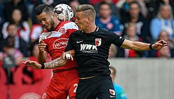 FC Augsburg – Fortuna Düsseldorf: F95 winkt Rekord-Einstellung