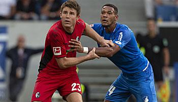 SC Freiburg – TSG Hoffenheim: Heimvorteil könnte entscheidend sein