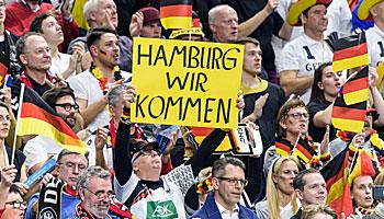Handball-WM: DHB kämpft gegen Norwegen ums Finale