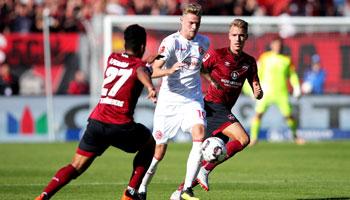 Fortuna Düsseldorf – 1. FC Nürnberg: Ein gefühlter Matchball für Fortuna