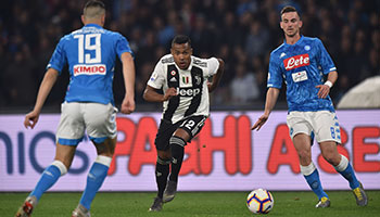 SSC Neapel – Juventus Turin: Gastgeber in der Krise, Serienmeister souverän