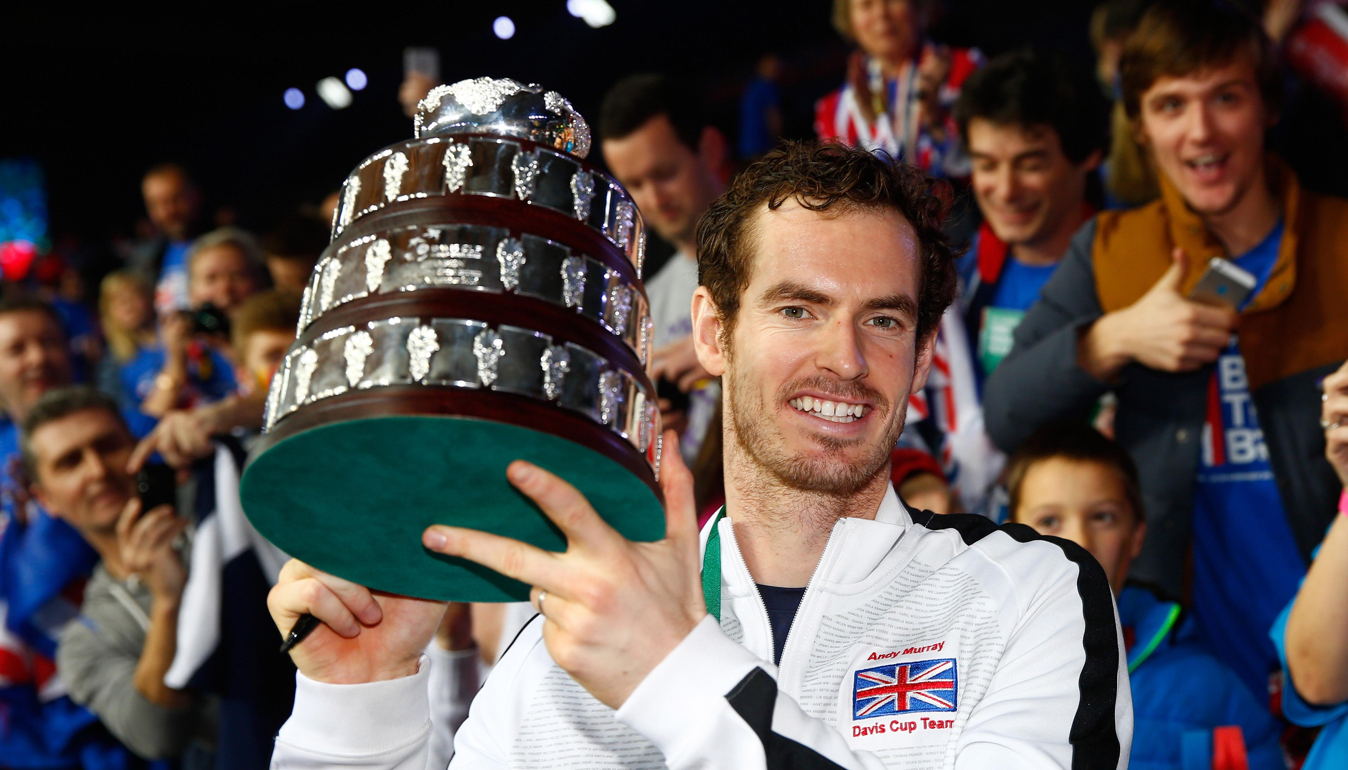 Davis Cup: Das sind die Teilnehmer und der Modus beim Finalturnier