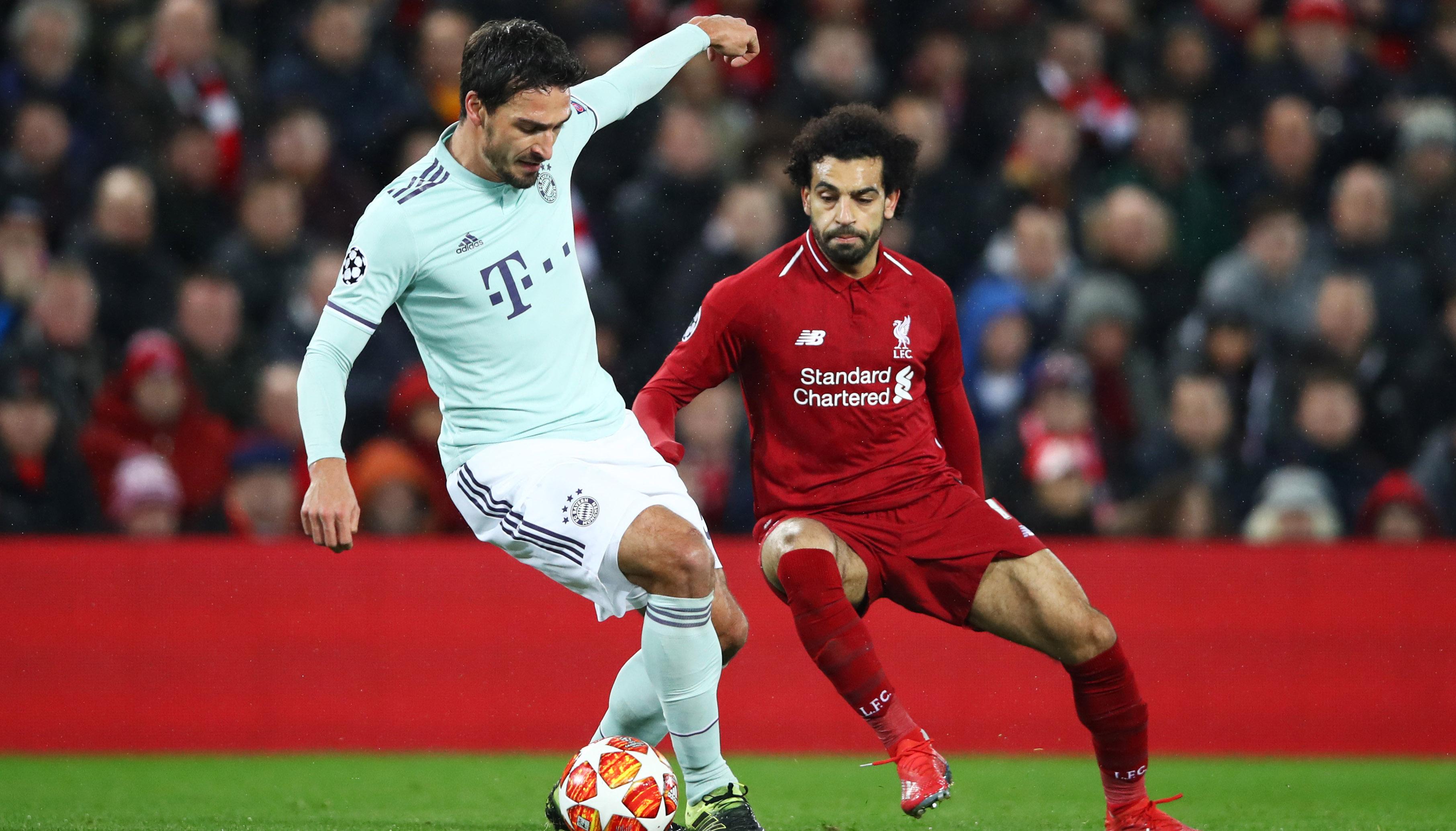 Bayern München – FC Liverpool: FCB jetzt mit minimalen Vorteilen