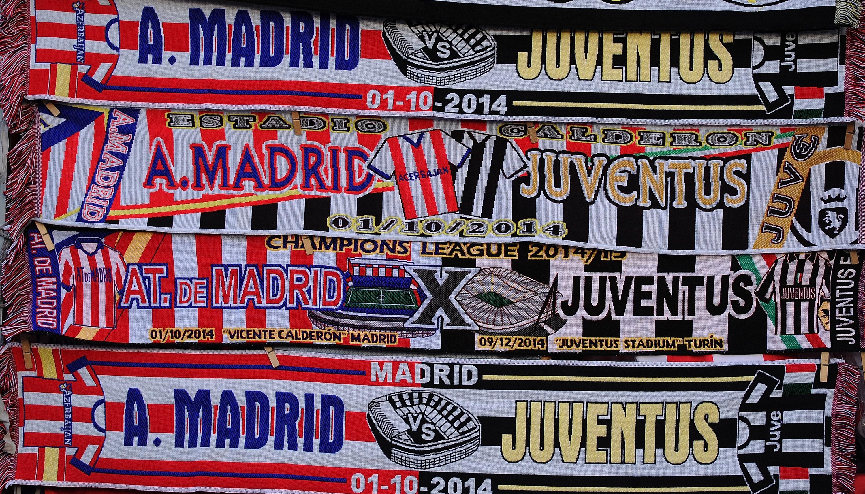 Atletico Madrid – Juventus Turin: Ein Schwergewicht fliegt