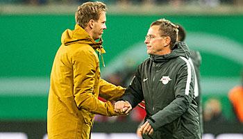 RB Leipzig – TSG 1899 Hoffenheim: Nagelsmann kommt letztmals als Gegner