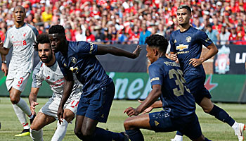 Manchester United – FC Liverpool: Klopp noch ohne Sieg im Old Trafford