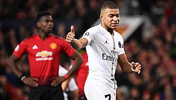 Paris St. Germain – Manchester United: Nur noch Formsache für PSG