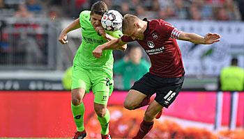 Hannover 96 – 1. FC Nürnberg: Im Gleichschritt weiter runter