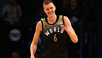 NBA: Porzingis-Deal lässt auf starke Mavs-Zukunft hoffen