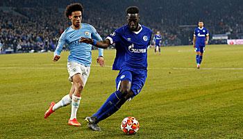 Manchester City – Schalke 04: Königsblau braucht ein Wunder