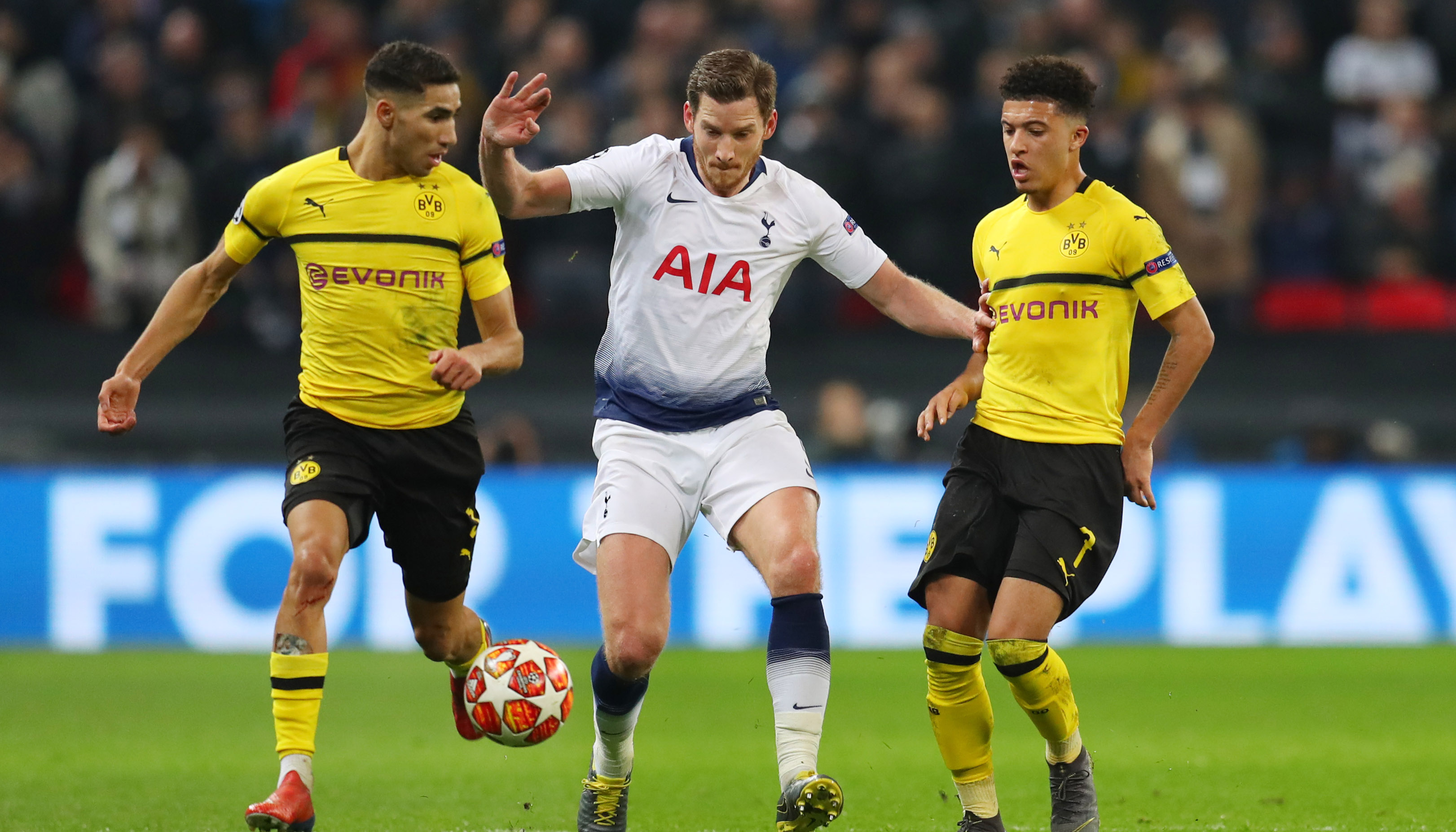 BVB – Tottenham: Es braucht mehr als den Geist von Malaga