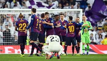 Real Madrid – FC Barcelona: Clasico-Premiere für Quique Setién