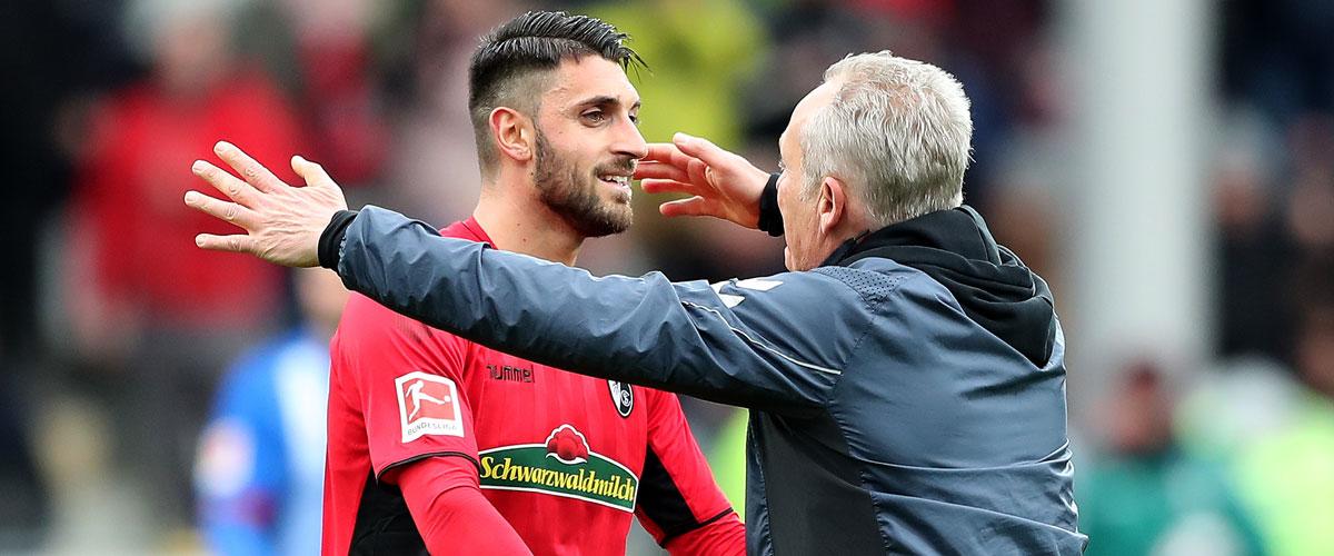 Vincenzo Grifo SC Freiburg 2019/20