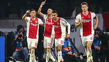 Ajax Amsterdam – Juventus Turin: Talent trifft auf Erfahrung