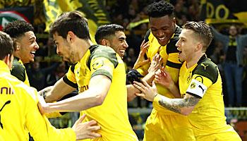 BVB: Gegen die Hertha purzelten die Bestwerte