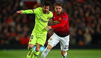 FC Barcelona – Manchester United: Red Devils brauchen das Paris-Glück