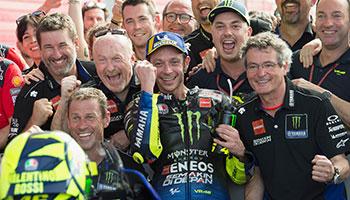 Valentino Rossi: Das sind seine MotoGP-Rekorde