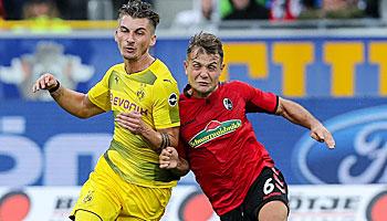 BVB: In Freiburg auf Rekordjagd
