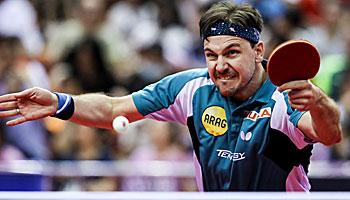 Tischtennis-WM: 3 Deutsche mit Medaillen-Hoffnung