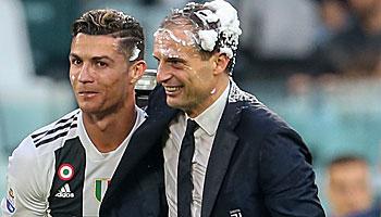Cristiano Ronaldo: Noch ein großes Ziel vor Augen