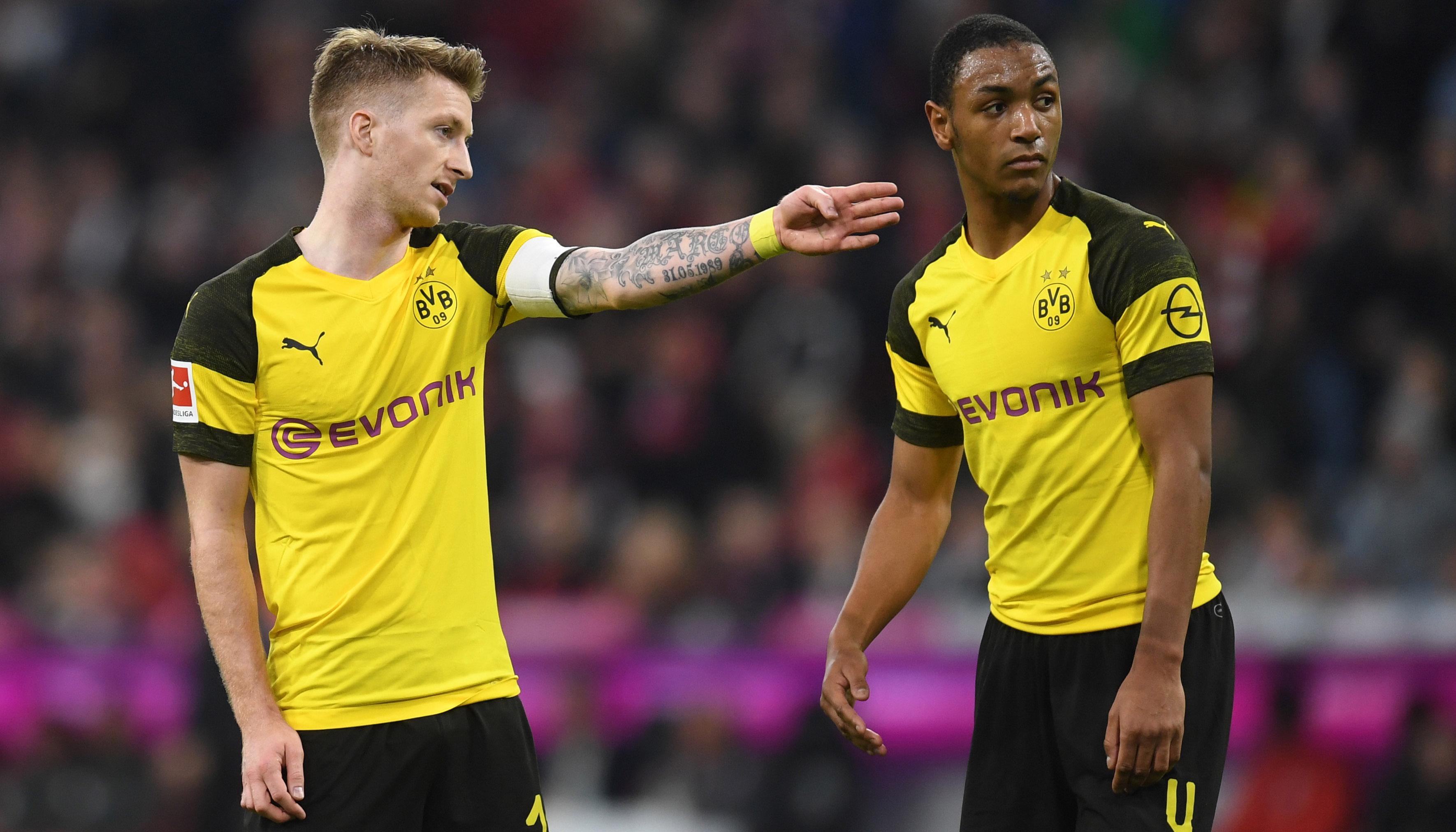 Meisterschaft in der Bundesliga: BVB nicht abzuschütteln