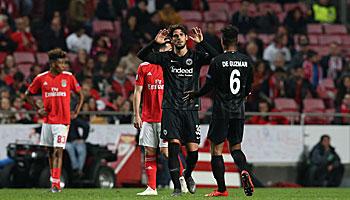 Eintracht Frankfurt: Darum kommt die SGE noch ins Halbfinale