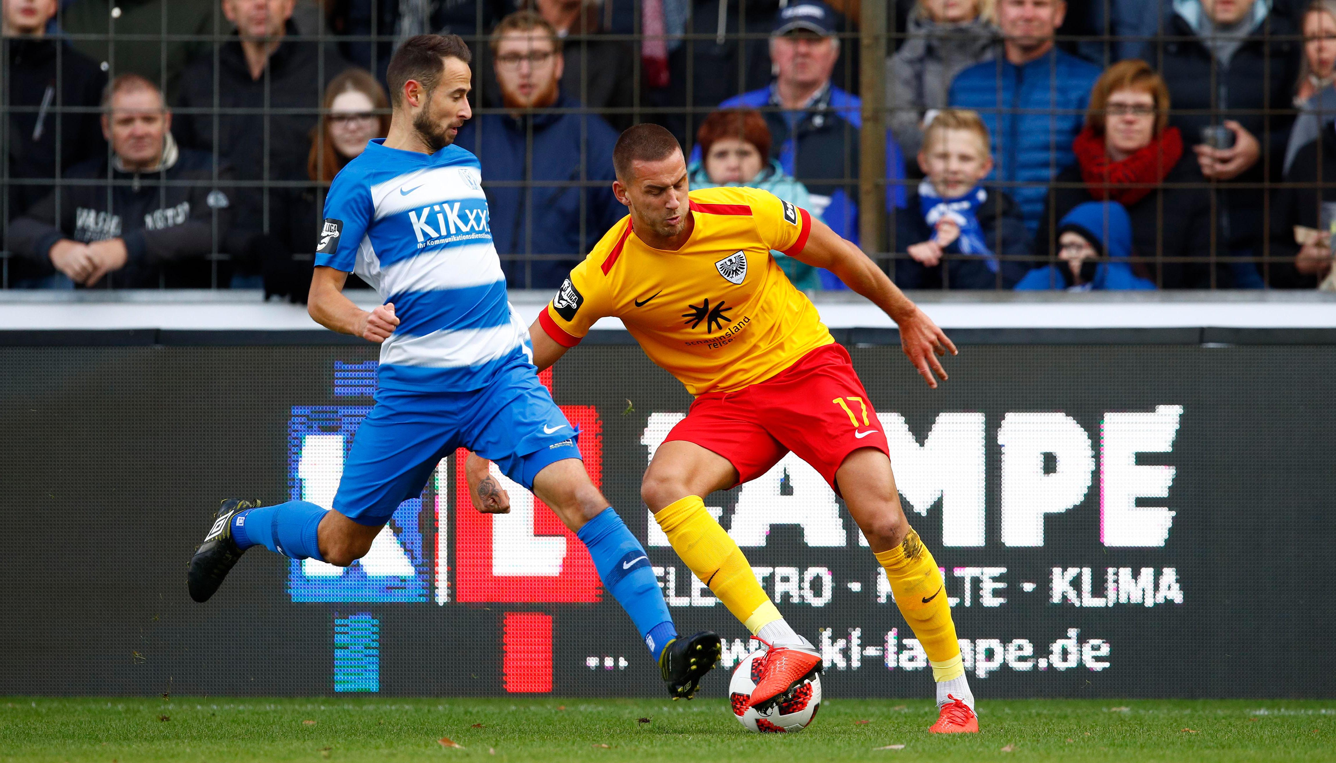 Preußen Münster – SV Meppen: Wer entledigt sich der letzten Sorgen?