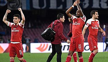 FC Arsenal – FC Valencia: Gunners wollen Déjà-vu vermeiden