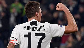 Gesucht und gefunden: Mandzukic verlängert bei Juventus
