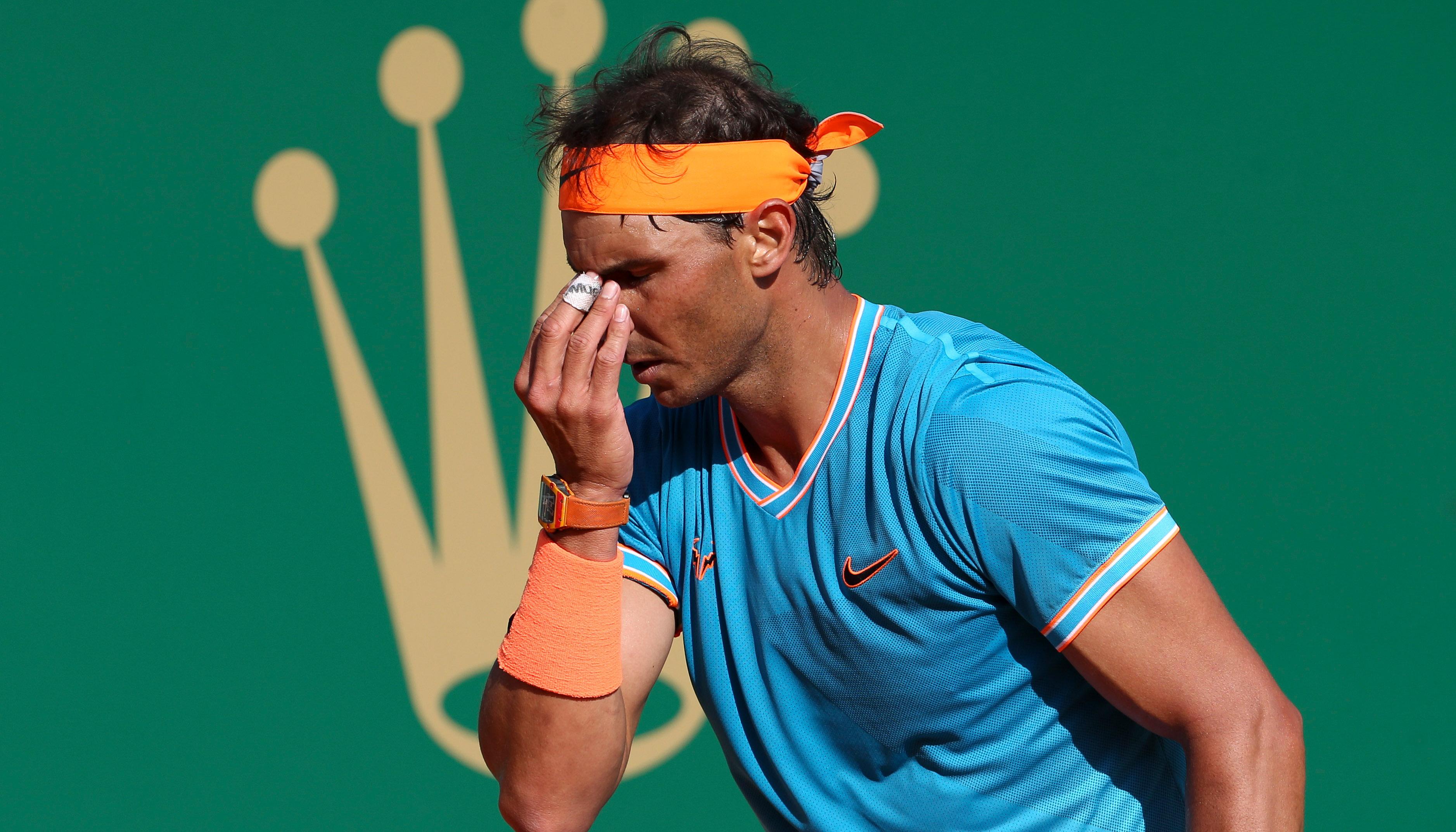 Rafael Nadal: Bröckelt die Sandplatzdominanz?