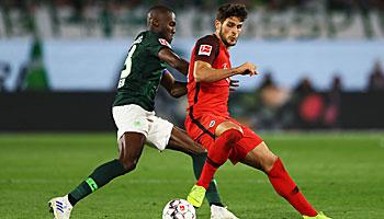 VfL Wolfsburg – Eintracht Frankfurt: Hütter-Elf zwischen Aufbruch und Verzweiflung
