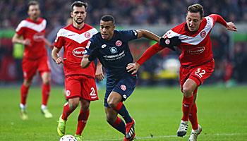 FSV Mainz – Fortuna Düsseldorf: Partie ohne Druck