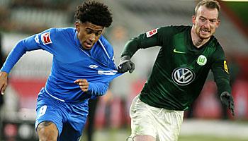 TSG Hoffenheim – VfL Wolfsburg: Statistik spricht für Zu-Null-Sieg