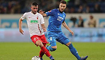 TSG Hoffenheim – FC Augsburg: Schmidt-Elf mit guter Form gegen Hoffenheim-Komplex