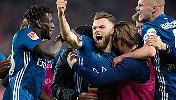 HSV: Den Wiederaufstieg weiter im Blick