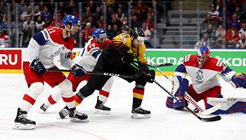Eishockey WM 2020: DEB-Team erneut gegen Tschechien