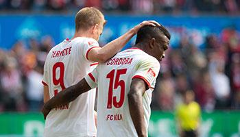 2. Bundesliga: Terodde & Cordoba jagen Rekord