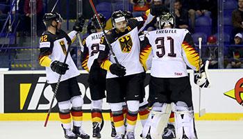 Eishockey WM 2019: DEB-Team will Ausgangslage verbessern