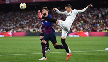 FC Barcelona – FC Valencia: Mittelfeldduell zweier Großklubs