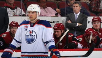 NHL: Neuer Trainer und Verstärkung für Leon Draisaitl