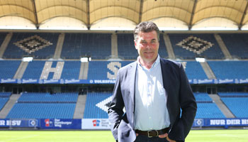 Dieter Hecking: HSV als Karriere-Sargnagel
