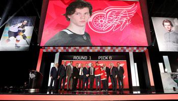 NHL Draft: Moritz Seider krönt sein Traumjahr in Detroit