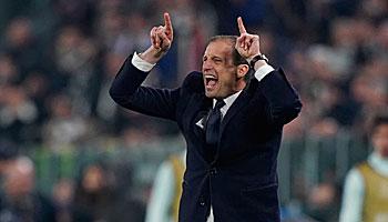 Juventus Turin: Namhafte Allegri-Nachfolger im Gespräch