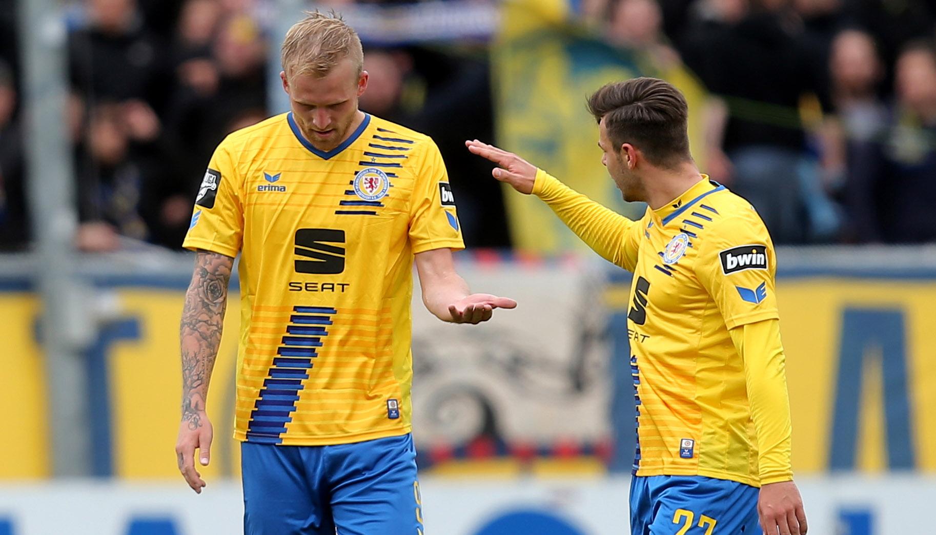 3. Liga: Die Ausgangslage vor dem Abstiegskrimi am 38. Spieltag